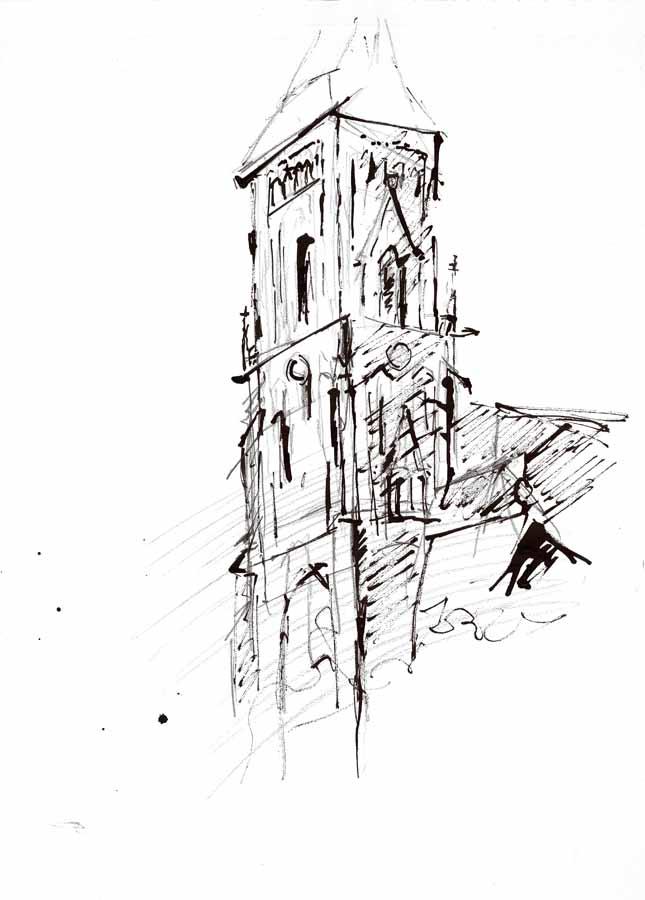 Katholische Kirche Homber Kopie